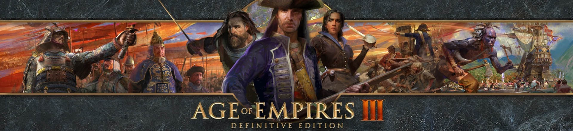 Age of Empires 3: Definitive Edition
