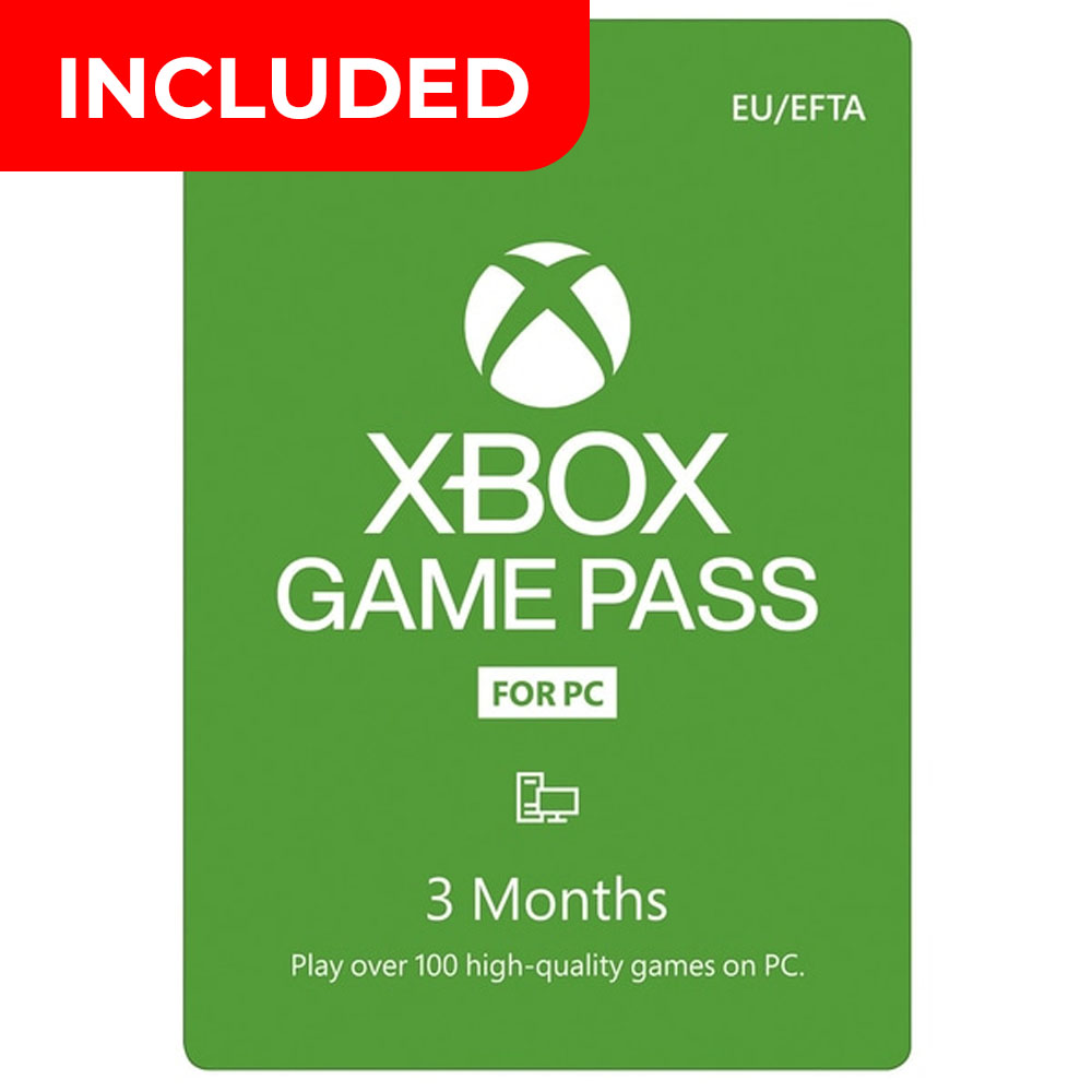 Xbox Game Pass 3 Months - 100+ Games!