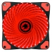 Game Max Mistral Red 120mm LED Fan