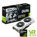 ASUS NVIDIA GeForce GTX 1060 DUAL O.C. 6GB - Graphics Card